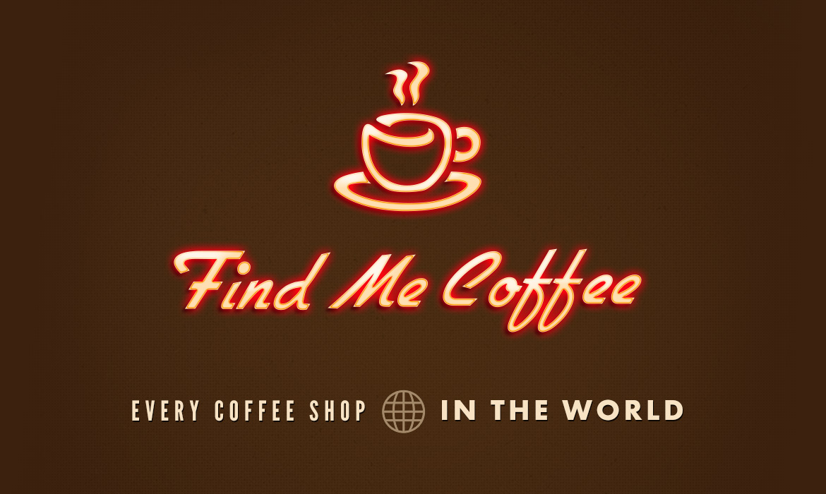 Find Me Coffee Cover